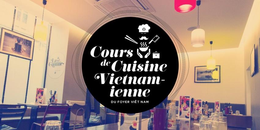 Nos Cours De Cuisine Foyer Vietnam