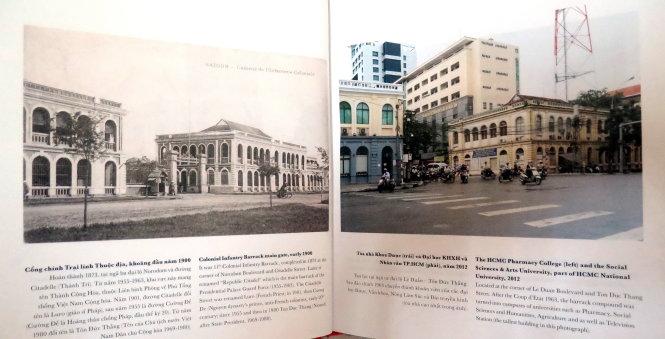 Saigon ancien et aujourd 39 hui saigon ne date pas d for Architecture 21eme siecle